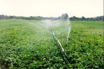افتتاح طرح های کشاورزی در استان کرمانشاه از طریق ویدئو کنفرانس