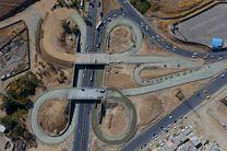 پروژه تقاطع غیر همسطح قرآن 87 درصد پیشرفت فیزیکی داشته است