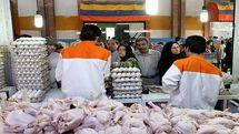 ورود تخم مرغ به کانال ۶۰ هزار تومان/ عرضه مرغ هم چند نرخی شد!