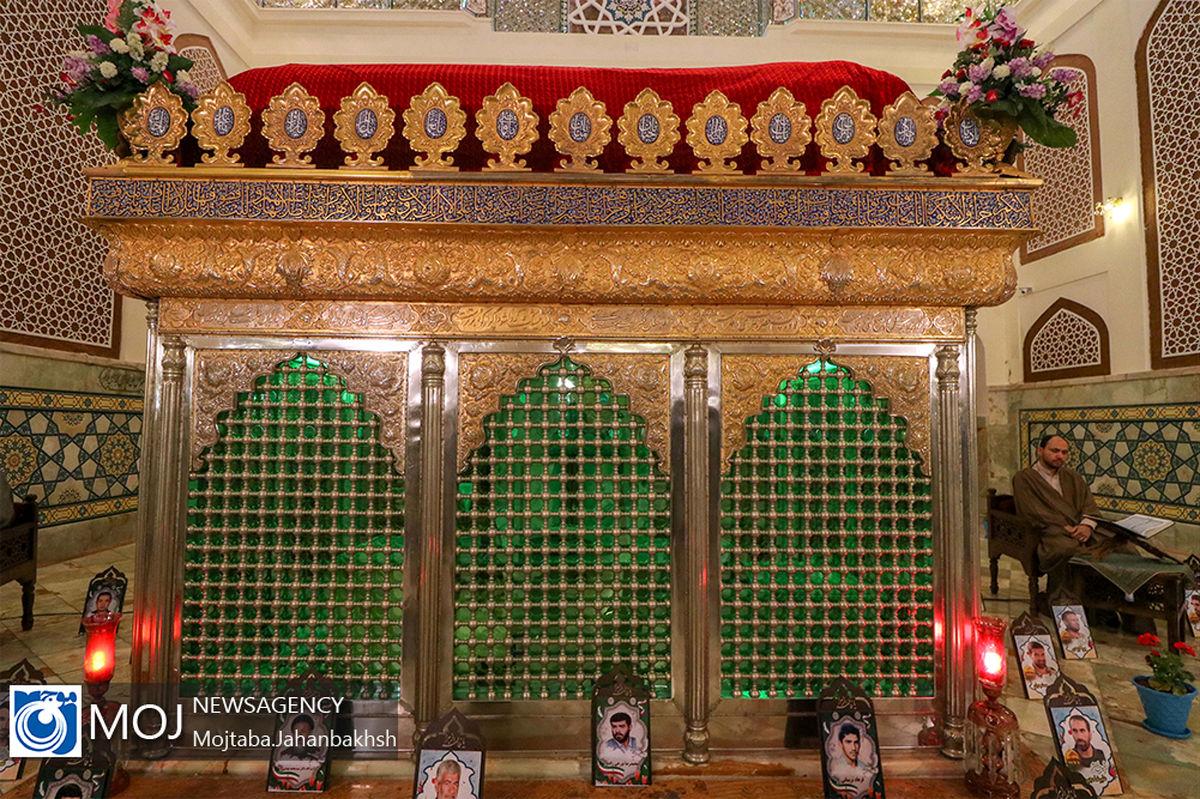 برگزاری جشن ولایت علوی در  28 امامزاده و بقاع متبرکه استان یزد