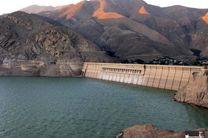 ذخیره 308 میلیون مترمکعب آب در سد سفید رود