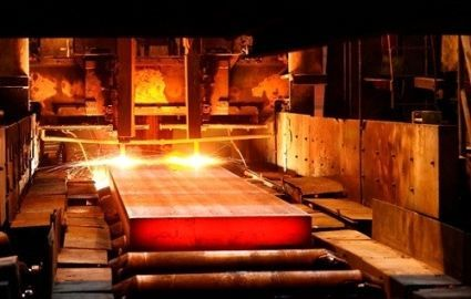 تولید محصول ورق گرم سنگین با کیفیت سطح ویژه