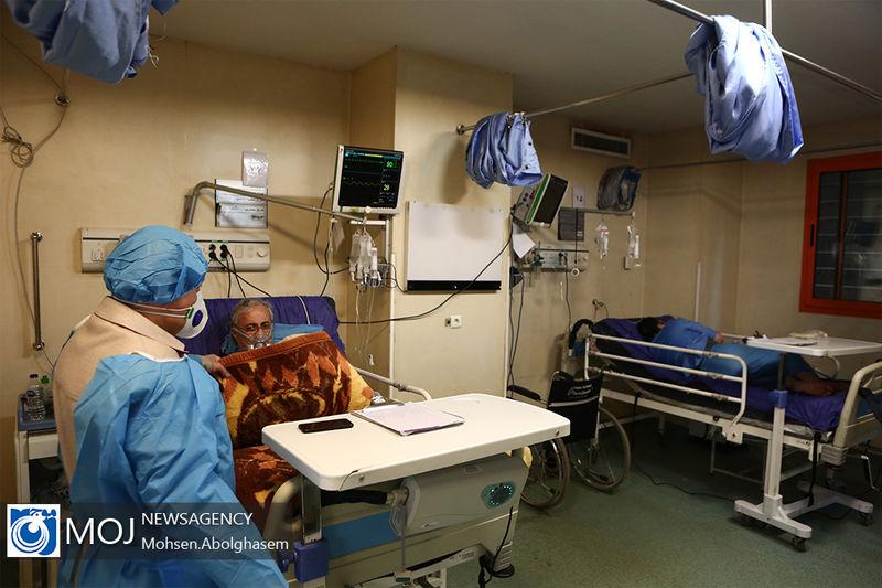 بستری شدن 11 بیمار جدید کرونایی در کاشان