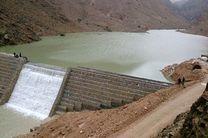 افتتاح 2 پروژه آبخیزداری و آبخوانداری در شهرستان نمین