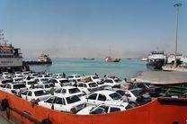 خدمات رسانی بنادر قشم  به 830 هزار مسافر دریایی در تعطیلات دهه فجر/153 هزار دستگاه خودرو در مدت 6 روز جابجا شد