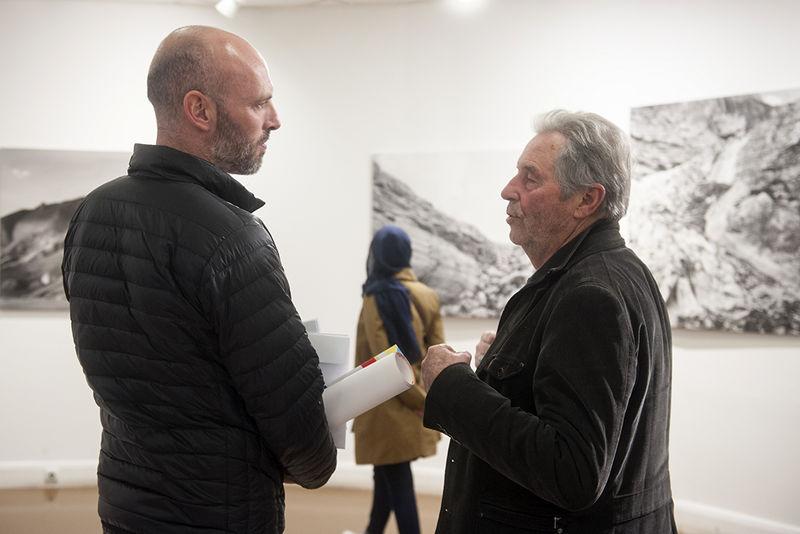 کارگاه آلن سکارولی در خانه هنرمندان ایران برگزار می شود