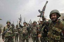 تسلط ارتش سوریه بر مناطق جدید در شمال حماه