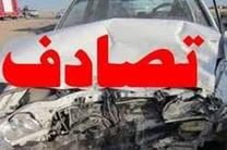واژگونی خودرو عامل ۳۶.۷ درصد تصادفات شهریور