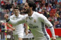 ایسکو: باشگاهی بزرگتر از رئال مادرید وجود ندارد