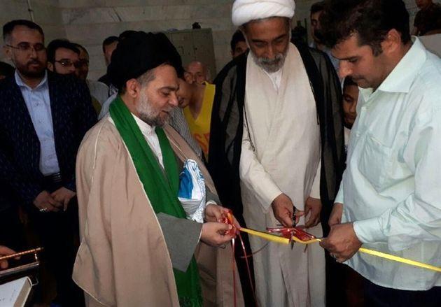 افتتاح پنجمین مجموعه ورزشی مسجدمحور در قم