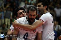 تمجید فدراسیون جهانی والیبال از ستارگان ایرانی