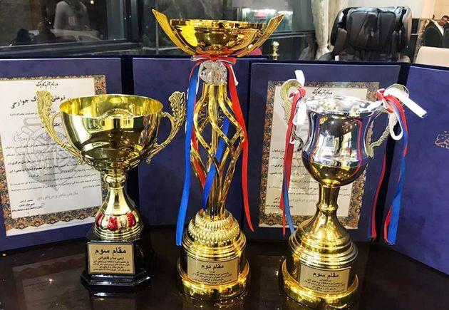 دستیابی به مقام سومی بنادر کشور و کسب 19 مدال رنگین