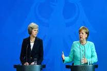 نگاهی به محور مذاکرات سران انگلیس و آلمان