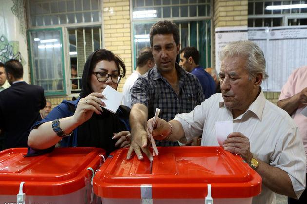 روحانی در کردستان با اختلاف کمی پیشتاز است