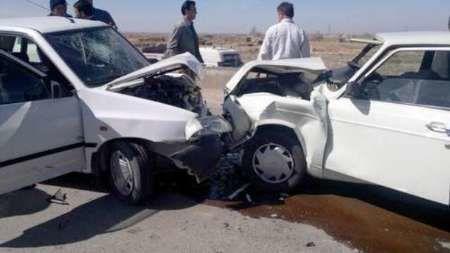 یک کشته در سانحه رانندگی محور اراک به قم