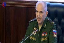 روسیه از «توقف جنگ سوریه» خبر داد