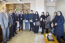 شش سفیر فرهنگی بانک صادرات ایران جوایز خود را دریافت کردند