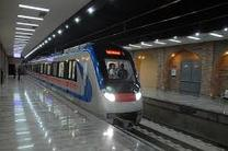 سرفاصله حرکت قطارها در خط ۲ کاهش یافت