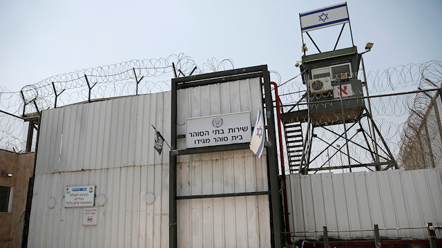 زندانیان فلسطینی وارد پنجاهمین روز از اعتصاب غذا شدند