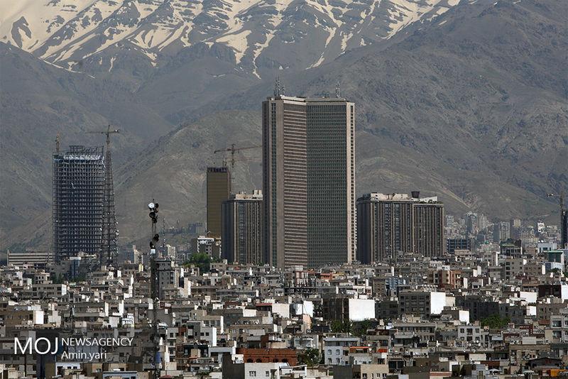 کیفیت هوای تهران در 24 شهریور 98 سالم است