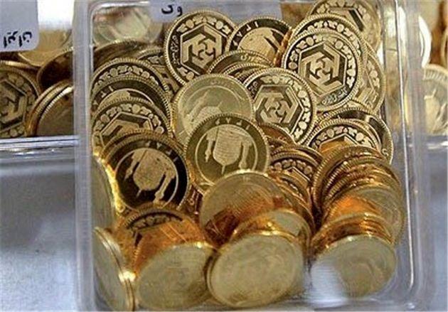 قیمت سکه 16 مرداد 365 هزار تومان کاهش یافت