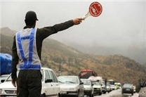 آمادهباش پلیس راهور برای روز طبیعت
