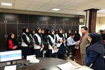 دانش آموزان گیلانی از پنج شعبه تامین اجتماعی در استان بازدید کردند