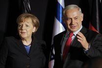 صدراعظم آلمان به همراه اعضای دولت اش به فلسطین می رود