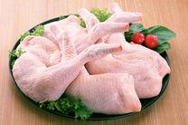 قیمت مرغ در 13 شهریور به 9850 تومان رسید