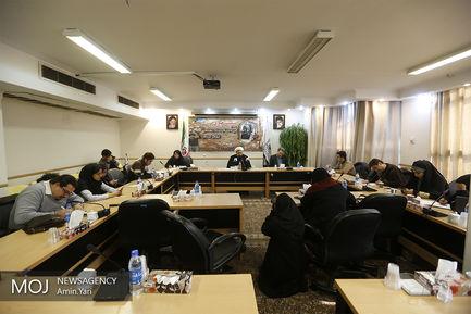 نشست خبری کمیته مساجد ستاد دهه فجر
