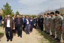 ۴۰۰۰ هکتار باغ دیم در اراضی شیبدار استان لرستان احداث میشود
