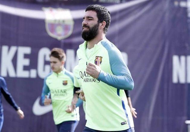 توران در لیست بازیکنان مازاد بارسلونا قرار گرفت