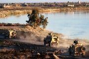 مجروح شدن دو سرباز انگلیسی در حمله موشکی داعش