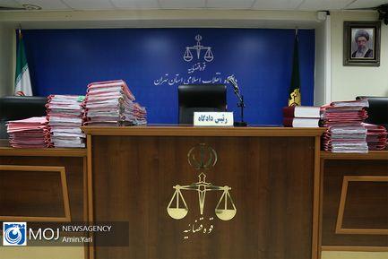 پرونده روی میز دادگاه