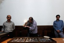 آثار موزه ملی ایران از نمایشگاه هند بازگشت