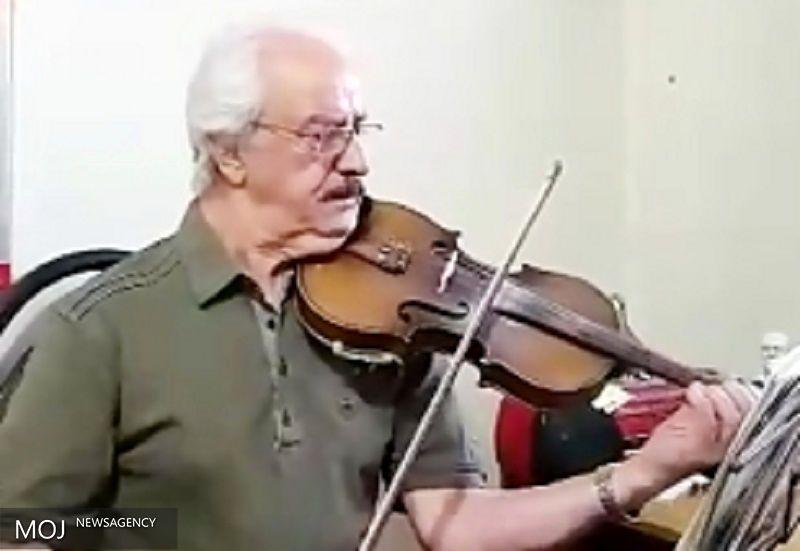 محمود مدیری پیشکسوت موسیقی لرستان، در 85 سالگی درگذشت