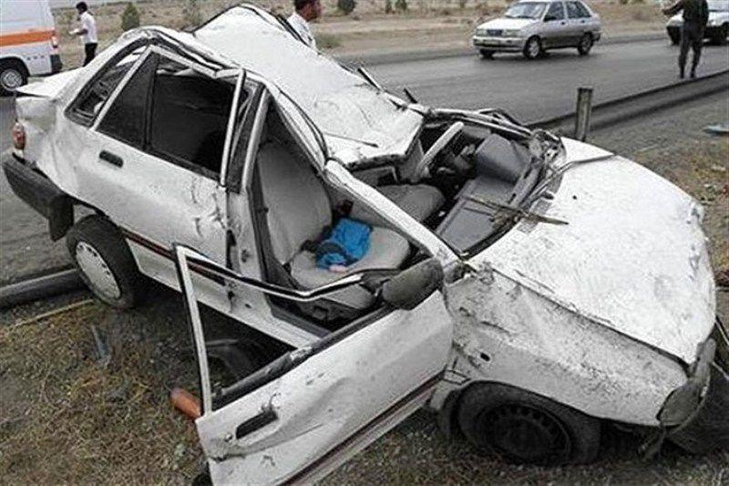 کاهش 45 درصدی تصادفات فوتی در جاده های استان اصفهان