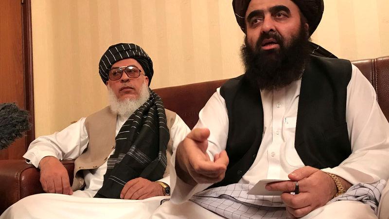 طالبان با مقام های چینی در حال گفتگو و  رایزنی است