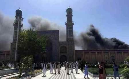 دست های پنهان پشت پرده انفجارهای مساجد «هرات» افغانستان