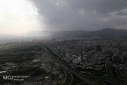 کیفیت هوای تهران ۱۹ اردیبهشت ۱۴۰۰/شاخص کیفیت هوا به ۶۹ رسید