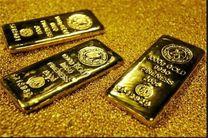 قیمت طلا به ۱۳۱۸ دلار رسید