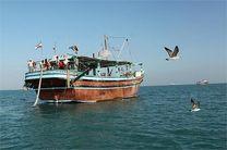 خبر وجود شناورهای چینی در صیادی ایران کاملا غیر مستند است