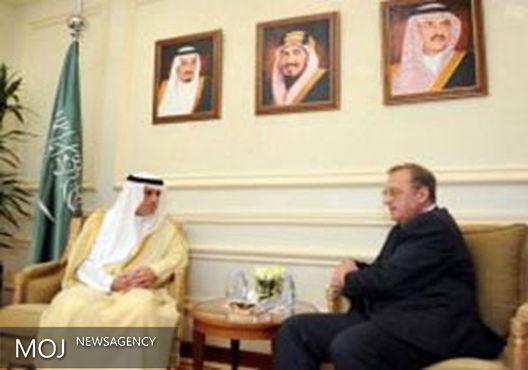 معاون وزیر خارجه روسیه با مقامات عربستان در باره سوریه گفت وگو کرد