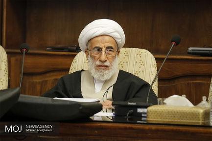 جنتی/جلسه مجمع تشخیص مصلحت نظام