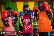 بوکسور های آینده کنیایی