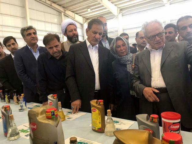 2 پروژه سرمایه گذاری در حوزه تولیدات صنایع های تک و داروسازی افتتاح شد