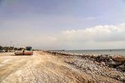بندرعباس، شهر ساحلی بیساحل