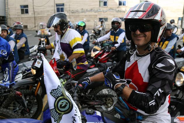 همایش موتور سواران قانونمند در خرمآباد برگزار میشود