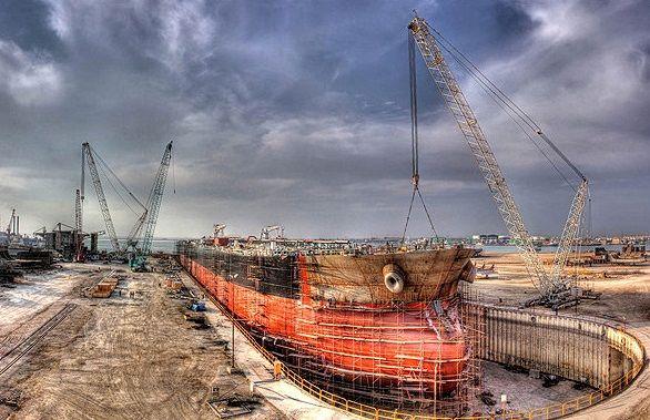 ایزوایکو ظرفیت تولید کشتی مورد نیاز کشور را دارد