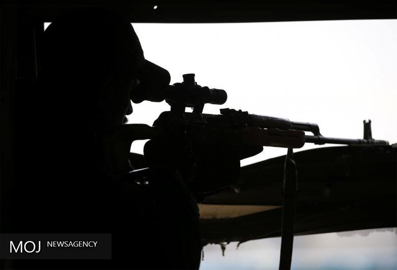 حمله به مخفیگاه داعش در غرب موصل